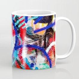 Crazy Graffiti  Coffee Mug