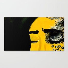 Soft not Somber Canvas Print