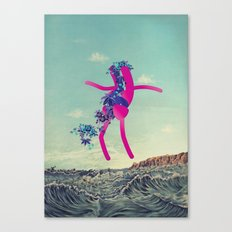 d i v i s o 4 Canvas Print