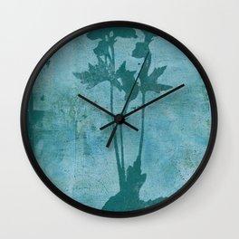 Botanica No. 9 Wall Clock