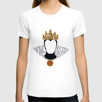 evil queen T-shirts featuring evil queen by pokegirl93