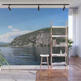 Summer's End: Roger's Rock on Lake George Wall Mural
