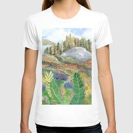 Thistlescape T-shirt