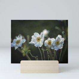 Graceful Anemones, No. 2 Mini Art Print