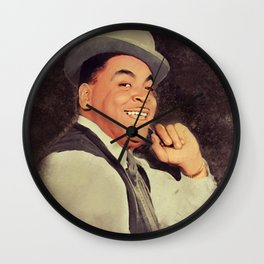 Fats Waller, Music Legend Wall Clock