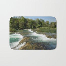 Mrežnica river Bath Mat