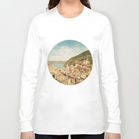 not all who wander are lost Long Sleeve T-shirts featuring Not All Who Wander Are Lost by happeemonkee