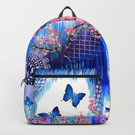 Rainbow Butterfly Backpack