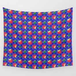 Autumn Apples Wall Tapestry