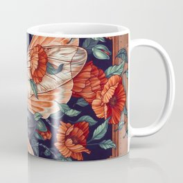 Moth Beetle Coffee Mug