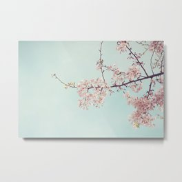 Spring happiness Metal Print