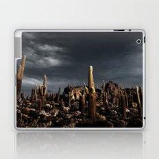Cactus in Incahuasi island Laptop & iPad Skin