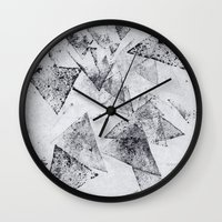 earth Wall Clocks featuring Earth by sinonelineman