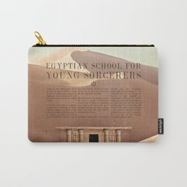 Wizarding Schools Around the World: Egypt Carry-All Pouch