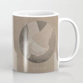 Your Hand In Mine. Coffee Mug
