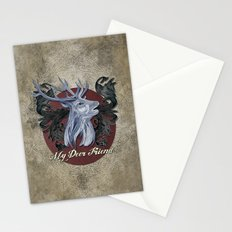 My Deer Friend / Version 2 Stationery Cards