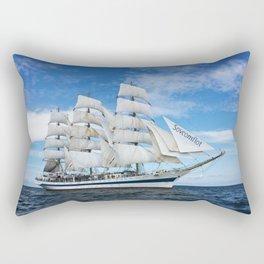 MIR 1 Rectangular Pillow