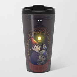 Into the Unknown Travel Mug