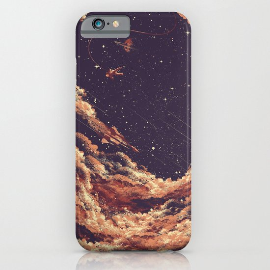 Cosmic Smoke iPhone & iPod Case