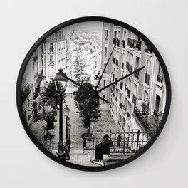 Bohemian downstairs Wall Clock