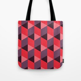 Queen of Hearts [isometrix 013] Tote Bag
