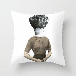 BLOW UP Throw Pillow