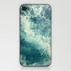 Water I iPhone & iPod Skin
