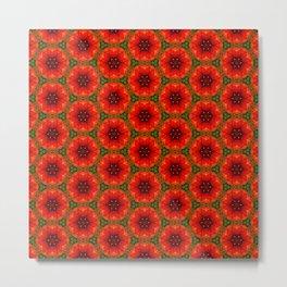Poppy delight - 248 Metal Print
