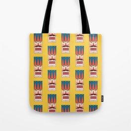 Nutcracker Army 01 (Patterns Please) Tote Bag