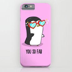 Fabulous Penguin iPhone 6s Slim Case