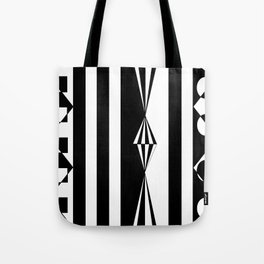 Two of One Tote Bag
