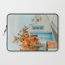 Greece Airbnb #photography #greece #travel Laptop Sleeve
