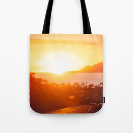Hawaii Kai Sunset Tote Bag