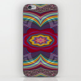 Uppermost Consumerism Mandala 2 iPhone Skin