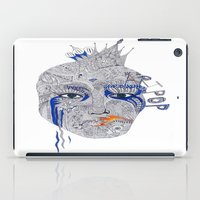 popart iPad Cases featuring PopArt by Ina Spasova puzzle