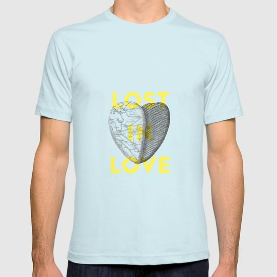 Lost in love T-shirt