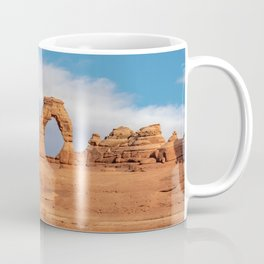 Delicate Arch 0415 - Arches National Park, Moab, Utah Coffee Mug