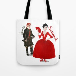 Vive le Frasers! Tote Bag