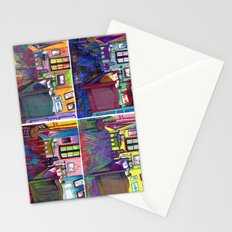 Gogh and I Stationery Cards