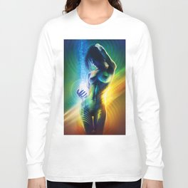 Prismatic Singularity Long Sleeve T-shirt