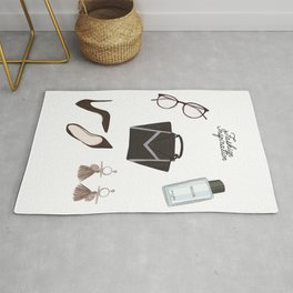 Fashion essentials Rug