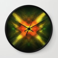 Cherub Under the Microscope: 1 Wall Clock