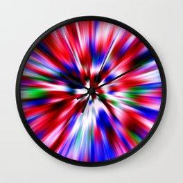 Splash 008 Wall Clock
