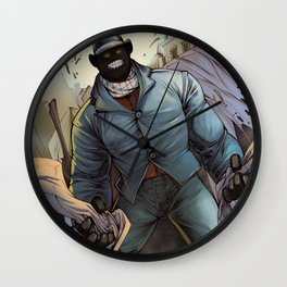 Hyde Wall Clock