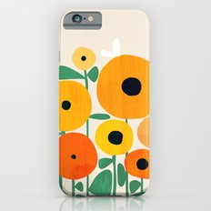Sunflower and Bee iPhone 6s Slim Case