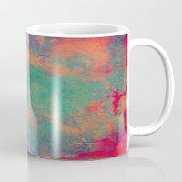 batik Mugs featuring batik by Camila Rodrigué