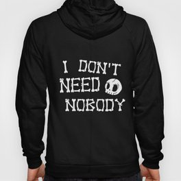 No body Hoody
