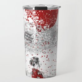Japanese Poem Travel Mug