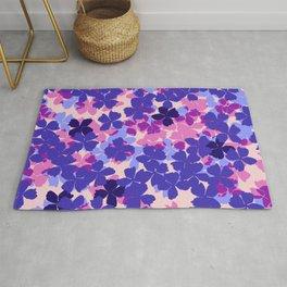 Flower Shower Rug