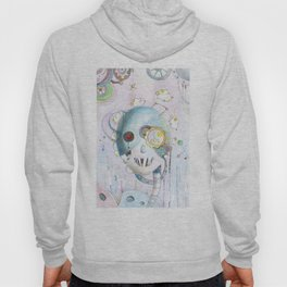 Androids Dream of Electric Sheep Hoody